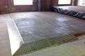 Tanzboden und Stolperschutz